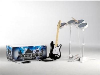 Rock Band - Hardware Bundle für 59€ bei Amazon und Media Markt
