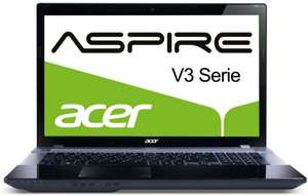 Multimedia-Notebook Acer Aspire V3-771G-736b8G50Makk für 699 € - 13% Ersparnis