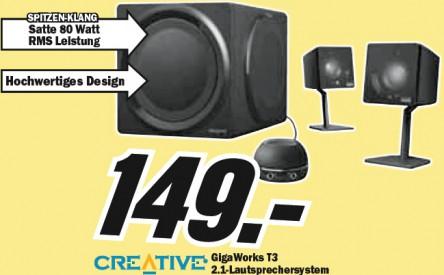 Technik-Angebote bei Media Markt - z.B. Acer Aspire V3-571G für 599 € statt 699 € oder 120 GB SSD für 69 €
