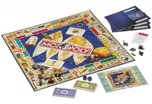 Monopoly Weltreise für 19,99 € bei Galeria Kaufhof *Update* jetzt ab 14,39 €!