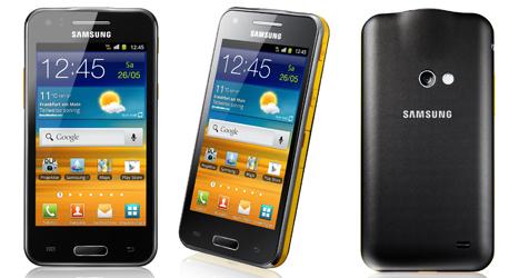 Samsung Galaxy Beam für 249 € bei Media Markt Deutschland - 17% Ersparnis