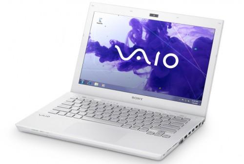 Subnotebook Sony Vaio SVS1311G4EW für 689 € - 13% Ersparnis