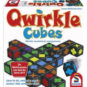 Heutige Higlights aus dem Amazon Adventskalender - Nintendo 3DS XL für 160 Euro und Qwirkle Cubes für 12 Euro