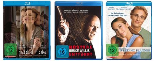 Gute Filmangebote bei Amazon - z.B. Blu-ray-Steelbooks unter 10 € oder Blu-rays für 4,97 €