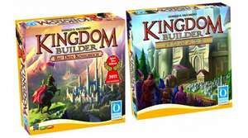 Highlights aus dem Amazon Adventskalender - Harry Potter Komplettbox um 50 € & Kingdom Builder-Set für 34 €