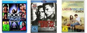 Die heutigen Amazon Media Winterdeals - z.B. Anno 2070 Bonus-Edition oder Prison Break Blu-ray-Box für 52 €