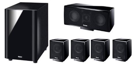 5.1 Lautsprechersystem Magnat Interior 5001A für 169,99 € bei MeinPaket *Update* 15% Ersparnis