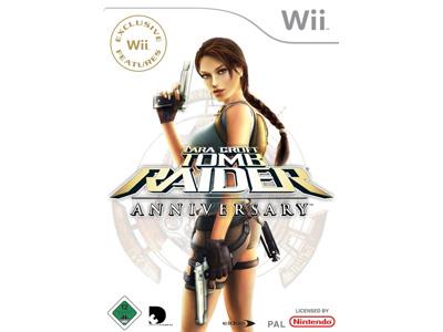 [Wii] Tomb Raider - Anniversary für 19€