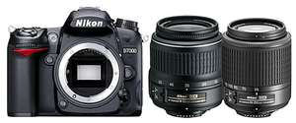 Digitale Spiegelreflexkamera Nikon D7000 + 2 Objektive für 799 € statt 940 €