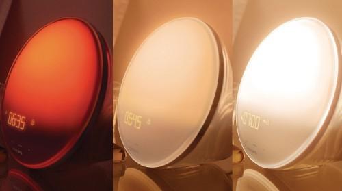 Philips Wake-up Light HF3520 89 € bei Amazon *Update* 23% sparen