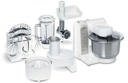 Bosch Küchenmaschine MUM4880 um 122 € - bis zu 15% sparen