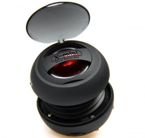 Mini-Lautsprecher X-Mini Capsule 1.1 für ~12,26 € *Update* X-Mini 2 Capsule für 19,99 € - 29% sparen