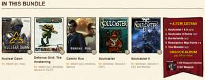 Spiele-Schnäppchen: The Indie Gala Magicka Bundle & Indie Royale - The Replay Bundle