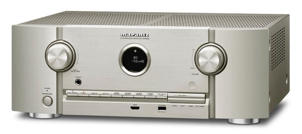 7.1 AV-Receiver Marantz SR6006 (AirPlay, 3D, Webradio) für 559 € bei Redcoon *Update* jetzt für 499 €