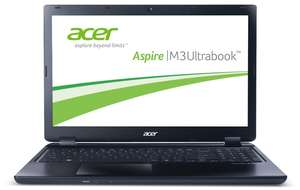 Multimedia-Notebook Acer Aspire M3-581T für 499 € - 14% Ersparnis