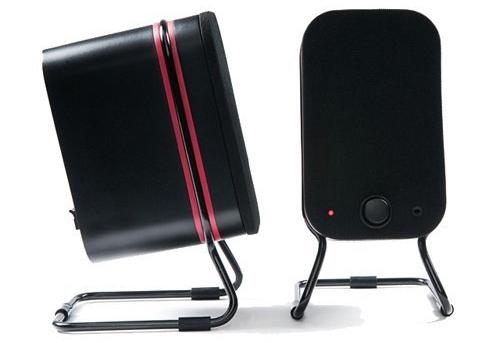 2.0-Lautsprecher Audyssey Media Speakers mit optischem Eingang für 106 € statt 187 €