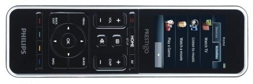 Philips Prestigo SRT9320 - Universalfernbedienung mit Touch-Farbdisplay für 65,90 € *Update*