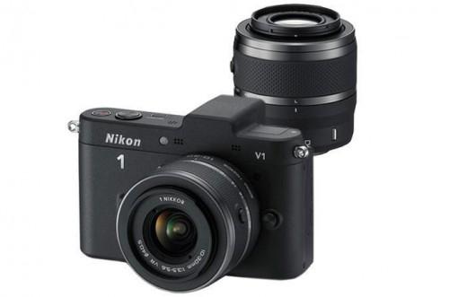 Systemkamera Nikon 1 V1 mit 10-33 mm Objektiv und 30-110 mm Objektiv für 399 € *Update* jetzt für 358 €!