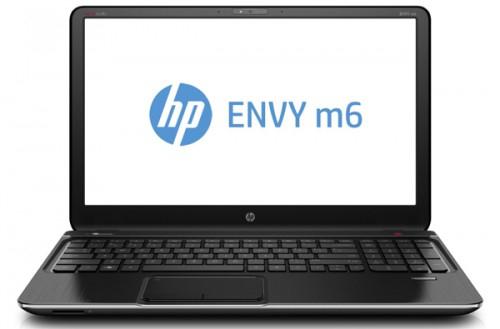 Multimedia-Notebook HP Envy m6-1140sg für 599 € statt 698 € - 14% sparen