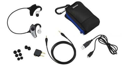 Denon AH-W200 - In-Ear-Headset mit Bluetooth und Verstärker für 85,90 € statt 184 €