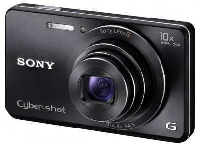 Digitalkamera Sony Cyber-shot DSC-W690 für 109 € bei Amazon