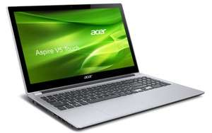 "Multimedia-Notebook Acer Aspire V5-571PG (15,6"", Core i3, Touchscreen) für 494,90 €"