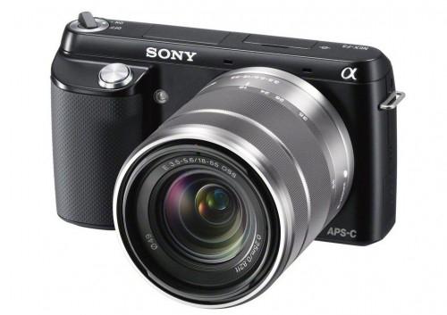 Top! Sony Alpha NEX-F3 Kit 18-55 mm ab 299 € bei Hartlauer - bis zu 26% sparen *Update*