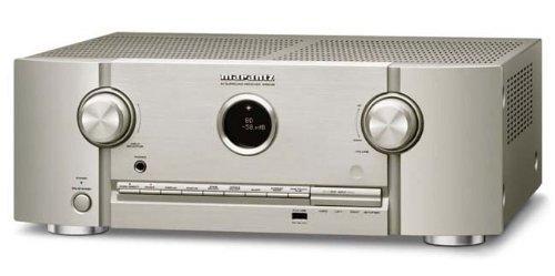 7.1 AV-Receiver Marantz SR5006 (AirPlay, 3D-Support, Internetradio) für 349 € - 21% Ersparnis