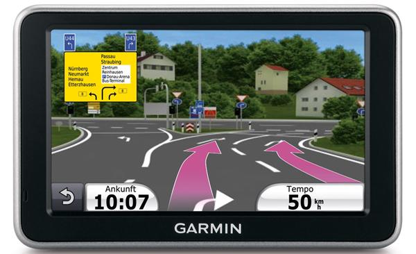 """Navigationssystem Garmin nüvi 2460LMT (5"""", Bluetooth, Lifetime-Karten) für 145,90 € - bis zu 44% sparen"""