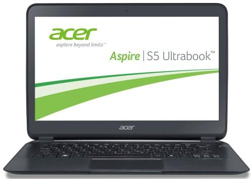 Top! Ultrabook Acer Aspire S5-391-53314G12akk für 665,66 € - 22% Ersparnis