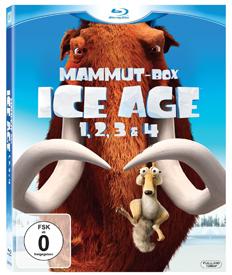 Amazon: ausgewählte Simpsons-Staffeln für je 14,97 € oder Ice Age Mammut Box (Blu-ray) für 25,97 €