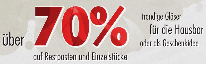 Top! Ritzenhoff-Sale im Online-Shop von Lidl - Design-Gläser schon ab 1 €