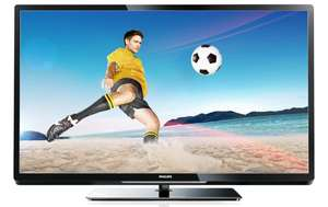Philips 47PFL4007K (Triple-Tuner, Smart TV) für 499 € bei Amazon - 18% Ersparnis