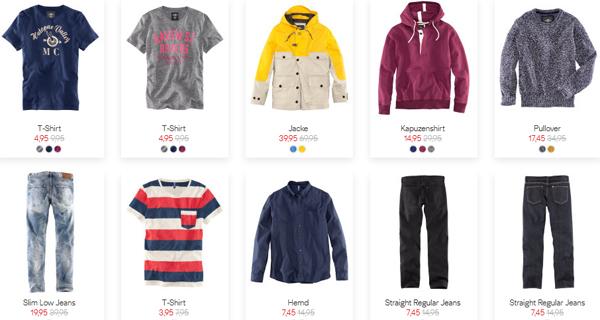 H&M: 50% Rabatt auf ausgewählte Artikel und weitere 25% und 5 € sparen mit Gutscheinen