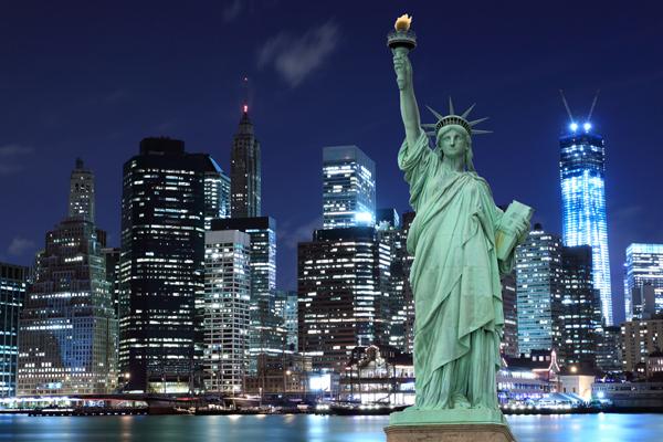 Für 310 € ab Deutschland nach New York und wieder zurück