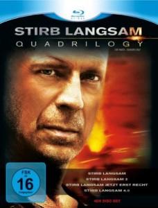Blu-ray-Schnäppchen: Stirb Langsam Quadrilogy für 25 € bei Amazon *Update* jetzt für 11,66 € bei TheHut