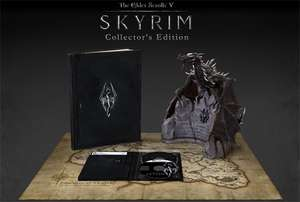 Super! The Elder Scrolls V: Skyrim Collector's Edition (PC, PS3, Xbox 360) für 49,99 € statt 147 €