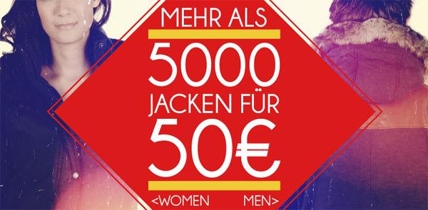 Mehr als 5000 Marken-Winterjacken ab unter 50 € bei Kolibrishop und Haburi