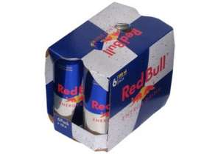 6er Tray Red Bull kostenlos bestellen - ohne Versandkosten