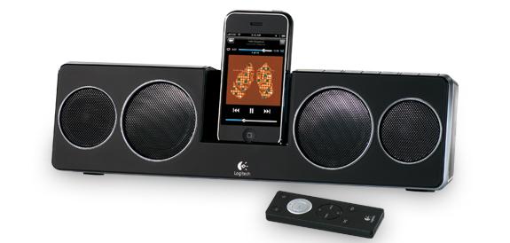 Logitech Pure-Fi Anywhere 2 - mobiles Lautsprechersystem für 55 € - 15% sparen