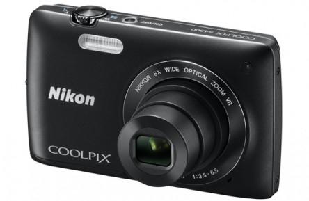 Nikon Coolpix S4200 - digitale Kompaktkamera für 79 € *Update* jetzt für 69 € - 18% sparen