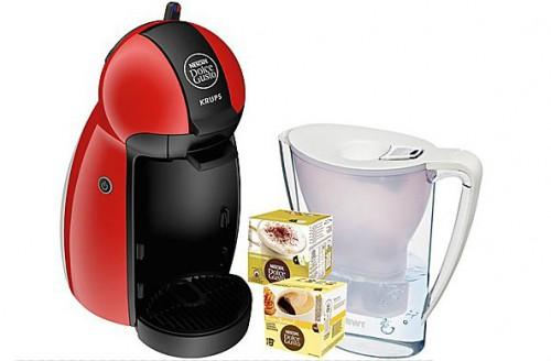 Kaffeemaschine Krups Dolce Gusto KP 1006 + 32 Kapseln + Wasserfilter für 49 € *Update* jetzt für 39 €!