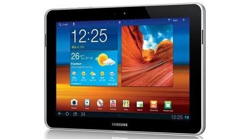 Samsung Galaxy Tab 10.1N (16 GB, 3G, WiFi) für 319,50 € - 20% sparen