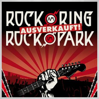 """O2 More: Zwei Tickets zum Preis von einem für """"Rock im Park"""" & """"Rock am Ring"""""""