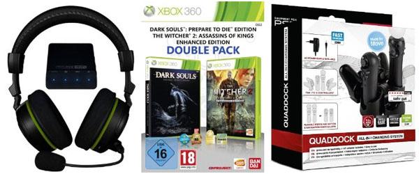 Games-Geschenke zu Ostern bei Amazon - z.B. Turtle Beach Ear Force X42 mit 27% Ersparnis