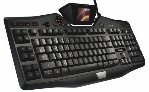 Gaming-Tastatur Logitech G19 für 109,90 € *Update* jetzt für 99 € - 14% Ersparnis!