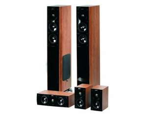 Jamo S 606 HCS3 Lautsprecher-System für 395,10€ - 25% sparen