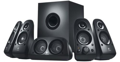 5.1 Lautsprecher-System Logitech Z506 für 59,99 € - 14% Ersparnis