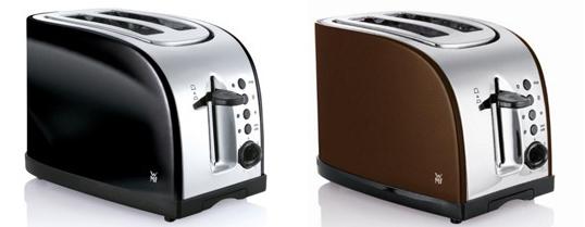 WMF-Schnäppchen bei Möbelix - z.B. Doppelschlitz-Toaster Nero mit 42% Ersparnis