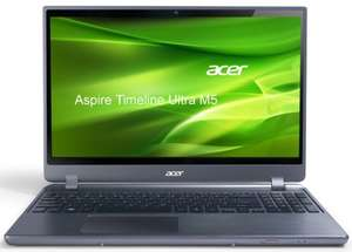 Ultrabook Acer Aspire M5-481TG (14'', Intel Core i5, 4 GB RAM) für 599€ - 16% Ersparnis